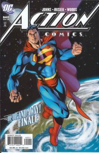 Action Comics #840 VF/NM; DC | save on shipping - details inside