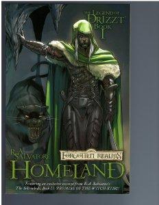Forgotten Realms: Homeland #1 (2005)