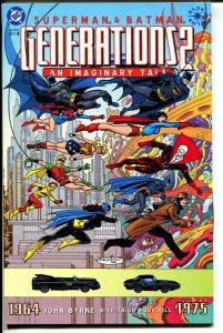 Superman & Batman: Generations 2-John Byrne