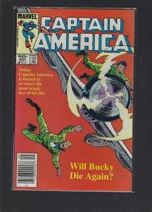 Captain America #297 (1984)