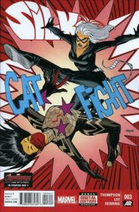 Silk #3 VF/NM; Marvel   save on shipping - details inside