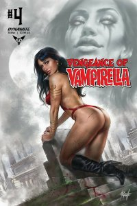 VENGEANCE OF VAMPIRELLA (2019 DYNAMITE) #4 All 9 Covers PRESALE-01/08