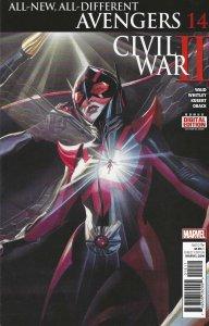 Civil War II - All-New, All-Different Avengers #14 (2016)