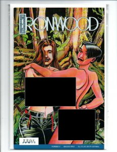 Ironwood #4 - Eros Comix - Bill Willingham - Very Fine/Near Mint