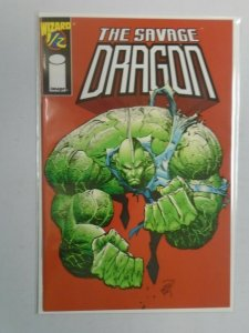 Savage Dragon #1/2 with Certificate of Authenticity 8.0 VF (1997)