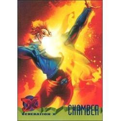 1995 Fleer Ultra X-Men CHAMBER #71