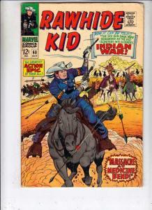 Rawhide Kid #60 (Oct-67) VG/FN Mid-Grade Rawhide Kid
