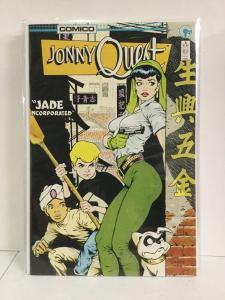 Jonny Quest 5 Vf+ Very Fine+ 8.5 Comico