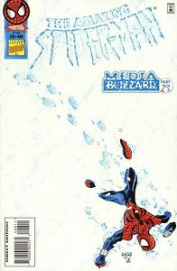 Amazing Spider-Man #408 (ungraded) stock photo