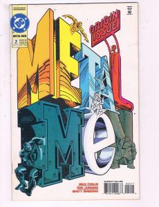 Metal Men #2 VF DC Comics Comic Book Carlin DE14