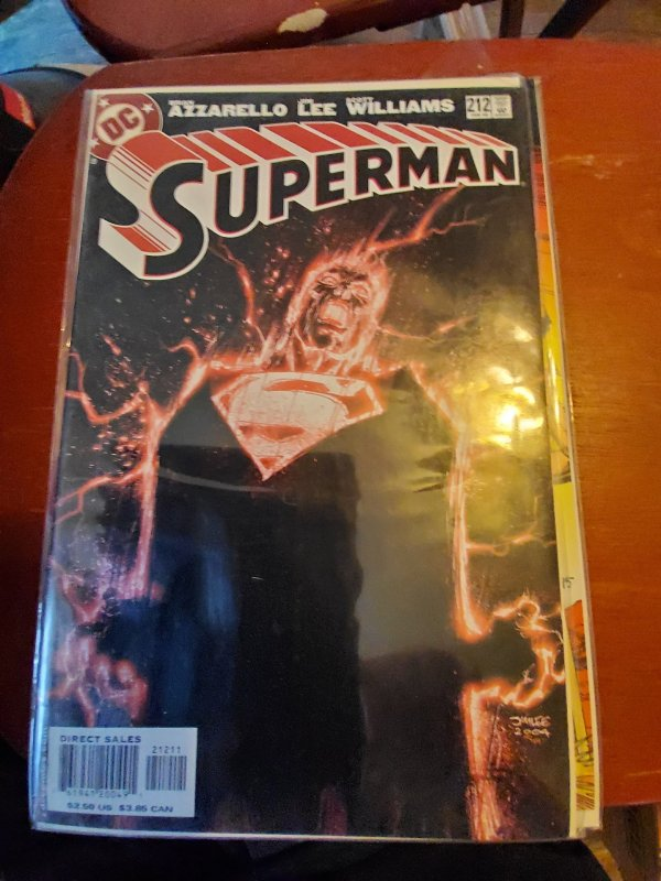 Superman #212 (2007)