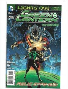 GREEN LANTERN  (2011 Series)  (DC NEW52) #24 VF Comics Book  nw120