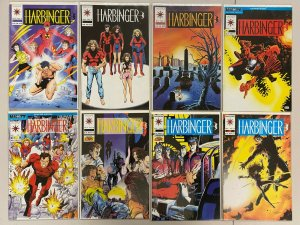 Harbinger Valiant Comic Lot Run #5-41 (Last Issue) 37 Diff 8.0 VF (1992-1995)