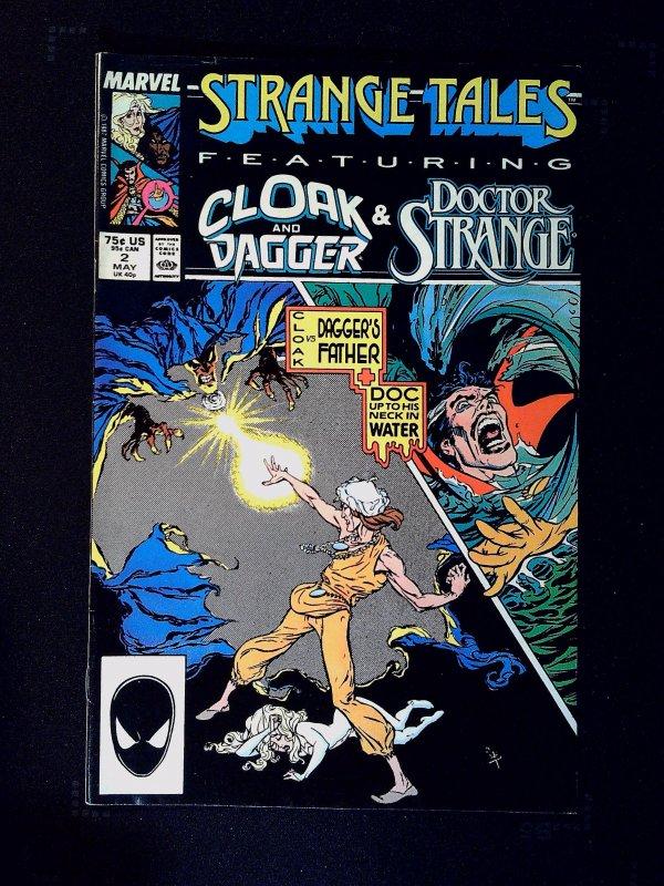 Strange Tales #2 (1987)