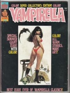 Vampirella Magazine #55 (Oct-76) FN Mid-Grade