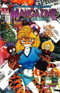 Mangazine (Vol. 2) #23 VG; Antarctic | low grade comic - save on shipping - deta
