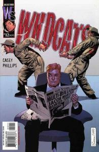 Wildcats (2nd Series) #12 FN; WildStorm | save on shipping - details inside