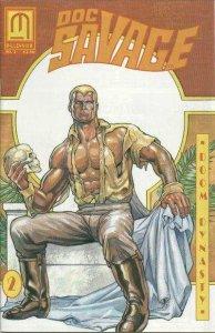 Doc Savage: The Man of Bronze: Doom Dynasty #2, NM- (Stock photo)