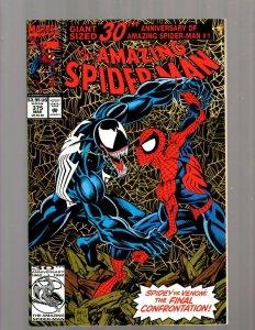 Amazing Spider-Man # 375 NM Marvel Comic Book Carnage Venom Avengers JK7