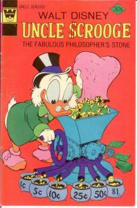 UNCLE SCROOGE 132 (WHITMAN) VG-F Sept. 1976 COMICS BOOK