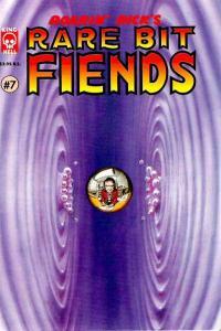 Roarin' Rick's Rare Bit Friends #7, NM (Stock photo)