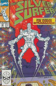Silver Surfer, The (Vol. 3) #42 VF/NM; Marvel | save on shipping - details insid