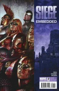 Siege: Embedded #1 FN; Marvel | save on shipping - details inside