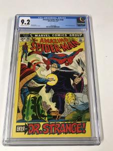 Amazing Spider-Man #109 CGC 9.2