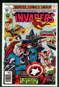 The Invaders #15 (1977)