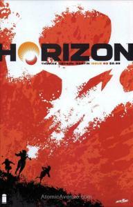 Horizon (Image) #2 VF/NM; Image   save on shipping - details inside