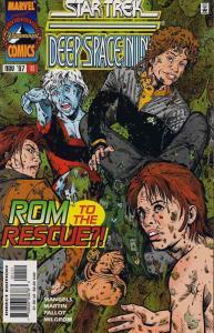 Star Trek: Deep Space Nine (Marvel) #11 VF/NM; Marvel | save on shipping - detai