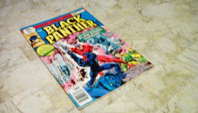Black Panther (Marvel 1st Series) #15 1979 GD 2.0
