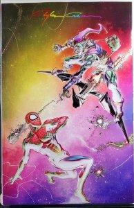 Amazing Spider-man #49  INFINITY  SIGNATURE Clayton Crain homage McFarlane