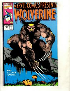 12 Marvel Comics Wolverine #85 86 (2) 87 88 89 91 92 97 120 Ghost #121 123 EK4