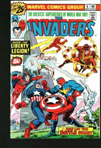 The Invaders #6 (1976)