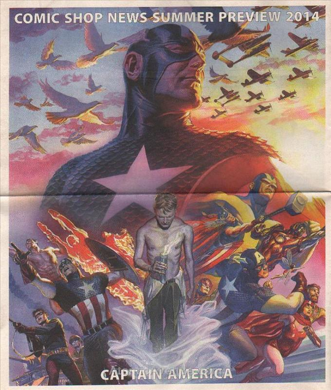 Comic Shop News Summer Special #2014 VF/NM; Comic Shop News | save on shipping -