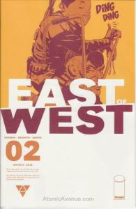 East of West #2 VF/NM; Image | save on shipping - details inside