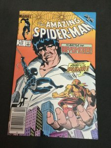 Amazing Spider-Man 273 Nm- Near Mint- Newsstand Edition Marvel Comics