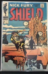 Nick Fury, Agent of SHIELD #7 (1968)