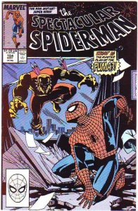 Spider-Man, Peter Parker Spectacular #154 (Sep-89) NM/NM- High-Grade Spider-Man