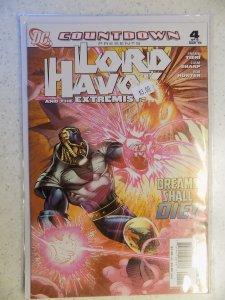 COUNTDOWN LORD HAVOK # 4
