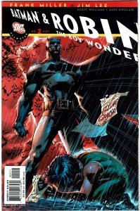 All-Star Batman & Robin #2 - Frank Miller, Jim Lee - NM+
