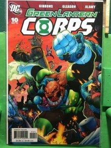 Green Lantern Corps #10