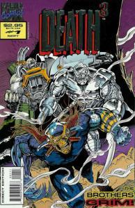 Death3 #1 VF/NM; Marvel UK   save on shipping - details inside