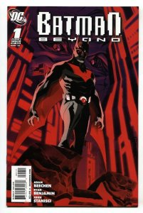 BATMAN BEYOND #1-2010-DC-First issue-comic book Limited Series-NM-