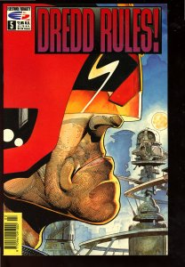 Dredd Rules! #5 (1991)