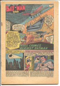 Batman #109 1957-DC-1001 Inventions of Batman-P