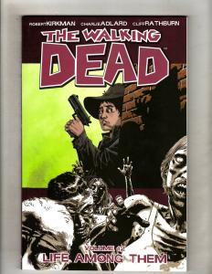 The Walking Dead Vol. # 12 Image Comics TPB Graphic Novel Comic Book 2nd Pr J346