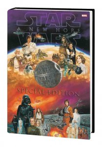 Star Wars: A New Hope Special Edition HC Hardcover (Marvel, 2017) - New/Sealed!