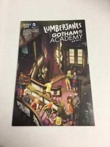 Lumberjanes Gotham Academy 1 Variant 1B Nm Near Mint DC Comics Boom! Box